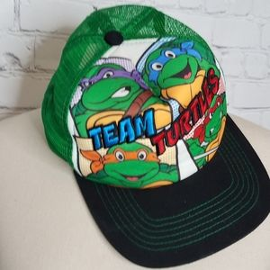 Nickelodean Team Turtle Hat